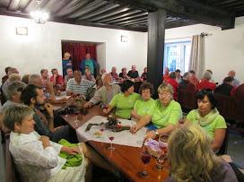 degustacija vin v vinski leti Breznik