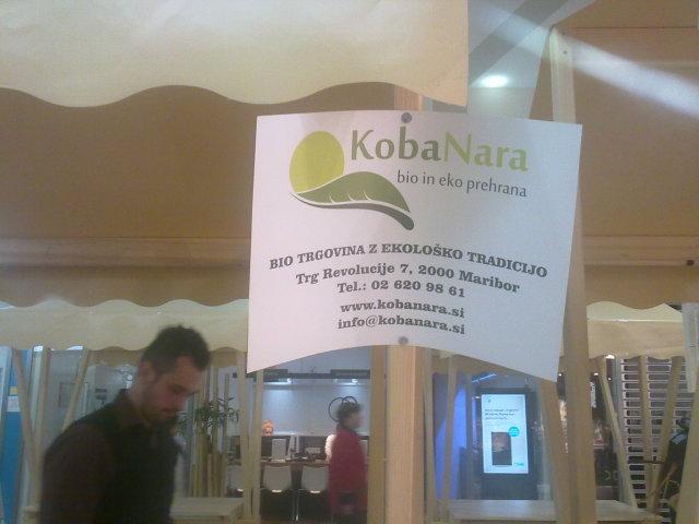 Bio trgovina Kobanara