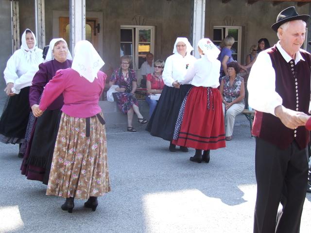 folkloristi KUD Bistrica ob  Dravi3